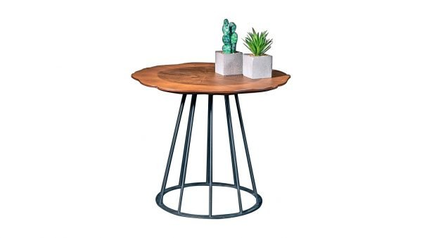 Achille - Table d'appoint naturelle