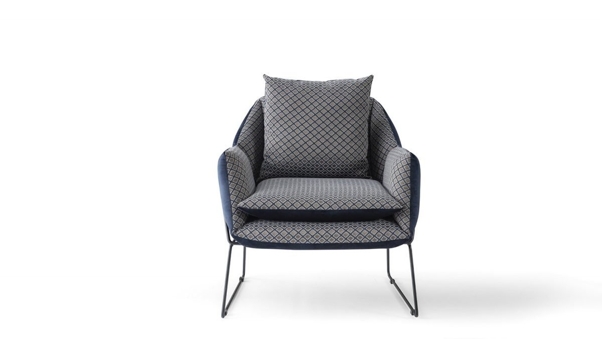 Chicago - fauteuil moderne