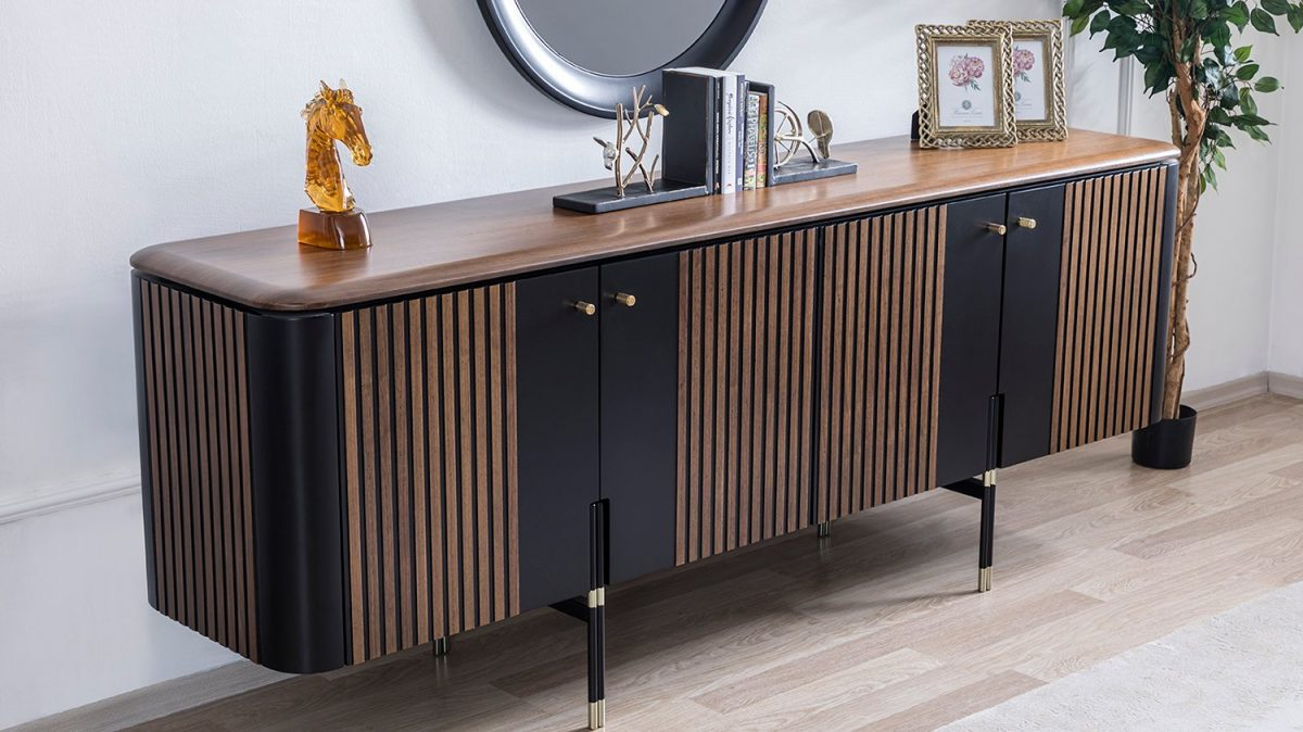 Arche, buffet contemporain