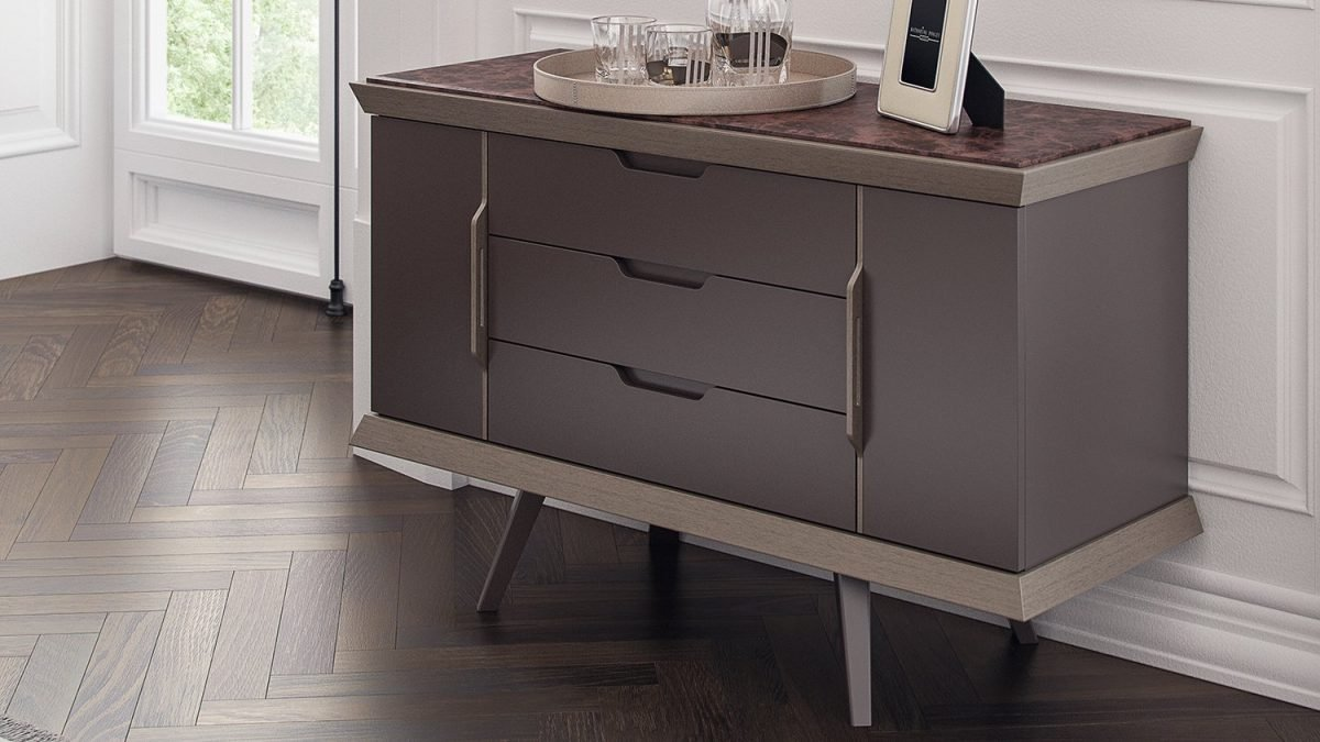 Vienne, commode design