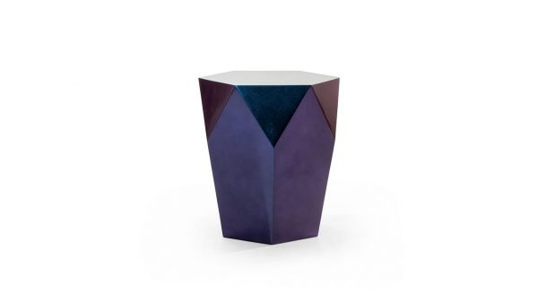 Astro table d'appoint contemporaine