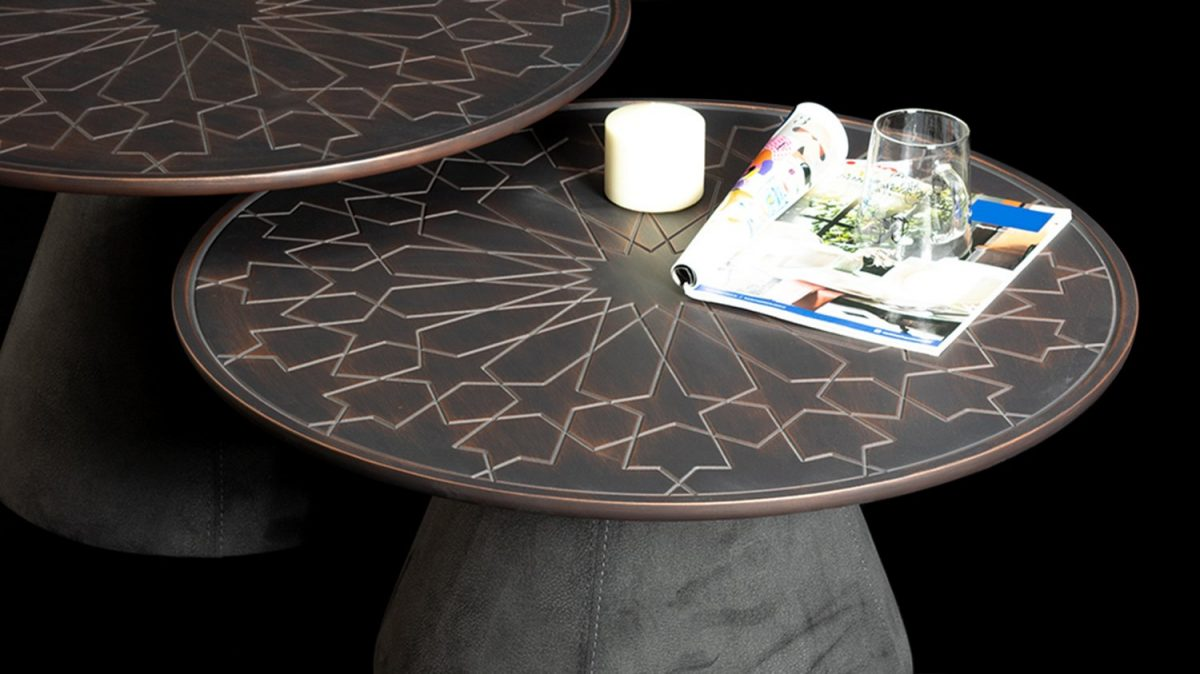 Chelsea, tables basses design