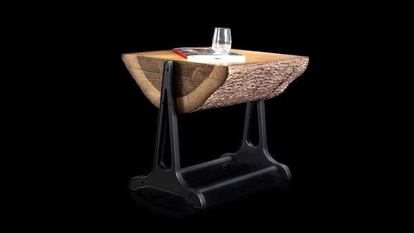 Hortense, table d'appoint design